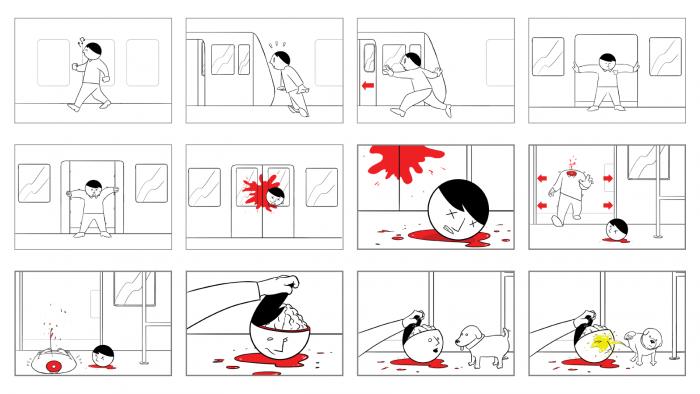Storyboard 1/3