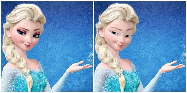 image via http://www.huffingtonpost.com/entry/disney-princesses-without-makeup_us_55cca6f5e4b064d5910a96f8